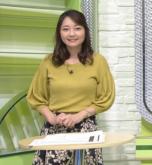 竹﨑由佳アナ 「SPORTSウォッチャー」キャプ・エロ画像2