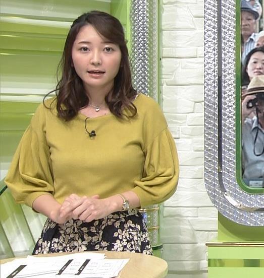 竹﨑由佳アナ 「SPORTSウォッチャー」キャプ・エロ画像3