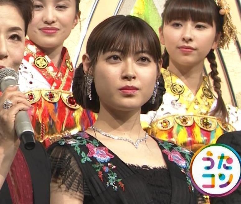 瀧本美織 「うたコン」 よりキャプ・エロ画像
