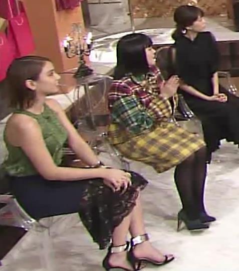 滝沢カレン TVでエロいカラダを見せてくれるキャプ・エロ画像3