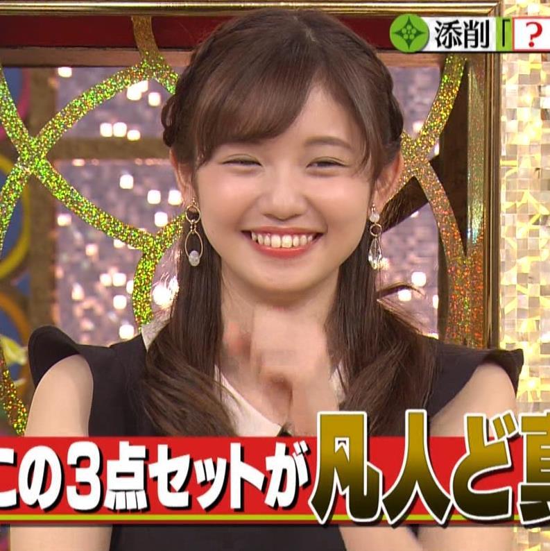 田中瞳 パンツ見えそうなミニスカキャプ・エロ画像9