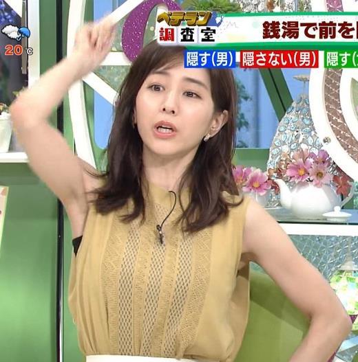 田中みな実 ワキ全開MCキャプ画像(エロ・アイコラ画像)