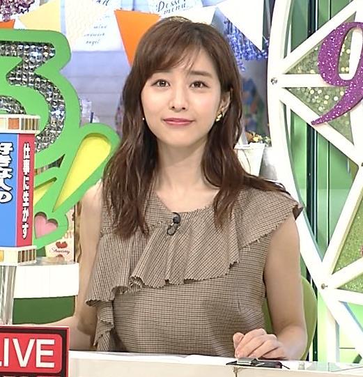 田中みな実 ワキ全開!!キャプ・エロ画像4