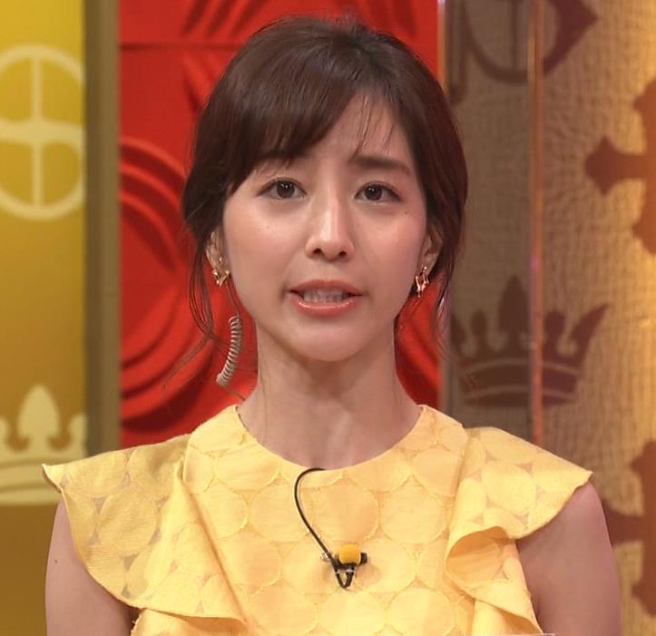 田中みな実 お胸がパツパツのワンピースキャプ・エロ画像5