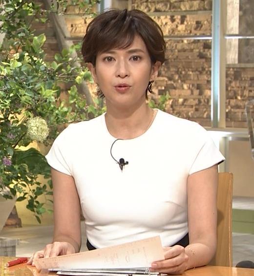 徳永有美アナ またピチピチでおっぱいが際立つキャプ・エロ画像7