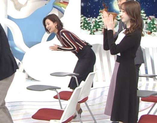 徳島えりかアナ 胸がエロい縦縞キャプ・エロ画像4