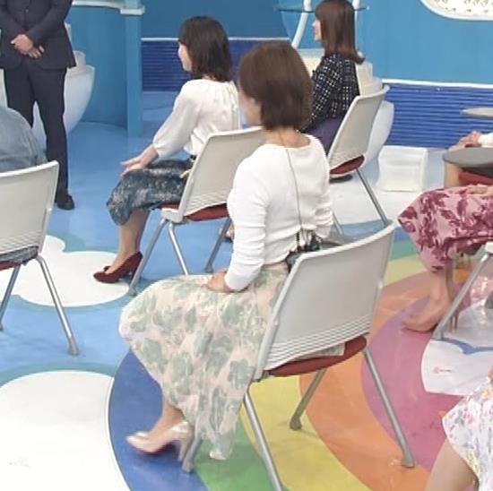 徳島えりかアナ ニットおっぱい&お尻キャプ・エロ画像6
