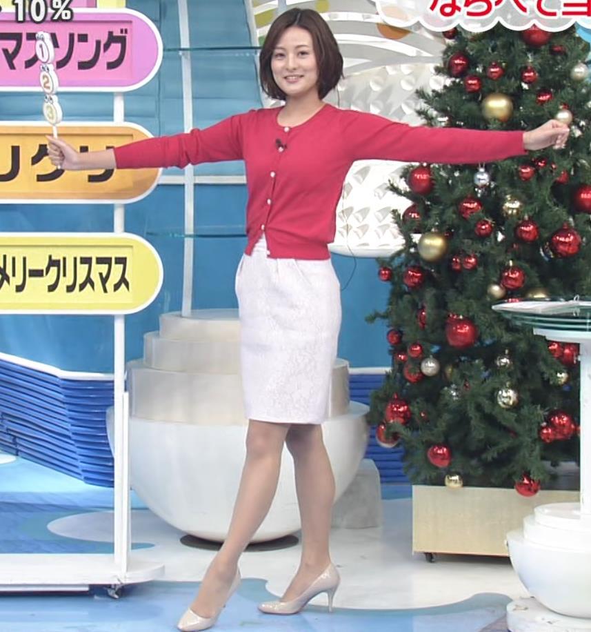 徳島えりかアナ ニットおっぱい。ZIPって変なポーズが多い。キャプ・エロ画像4