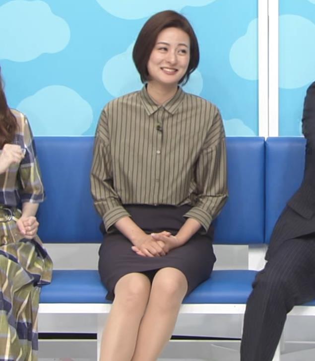 徳島えりかアナ タイトスカート美脚キャプ・エロ画像5