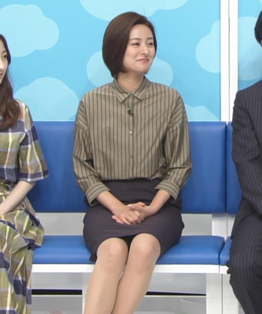 徳島えりか タイトスカート美脚キャプ画像(エロ・アイコラ画像)