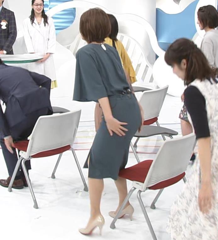 徳島えりかアナ 新婚さんのスリットから見えた脚キャプ・エロ画像5