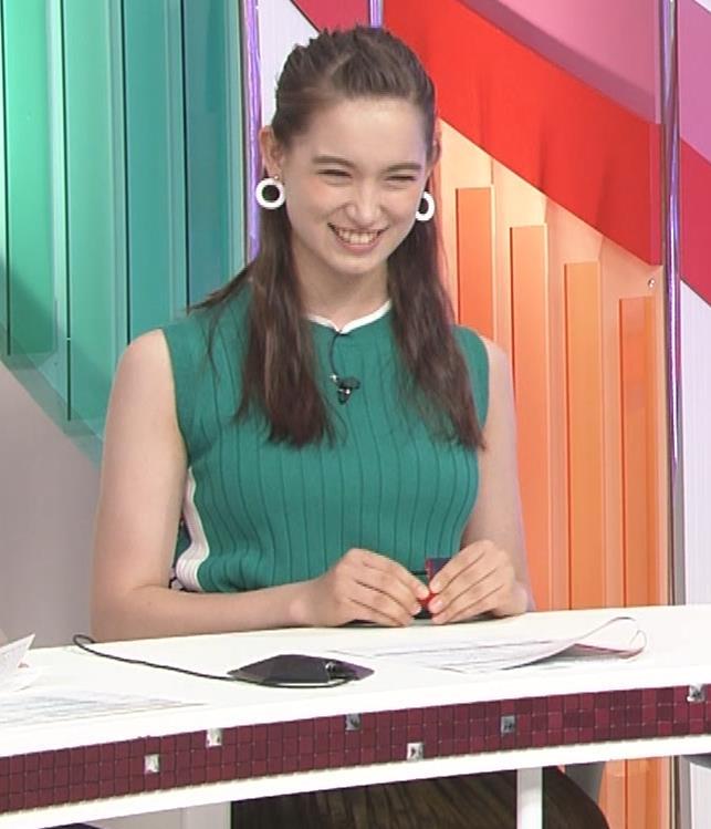 トラウデン直美 でかいニットおっぱい♡キャプ・エロ画像6