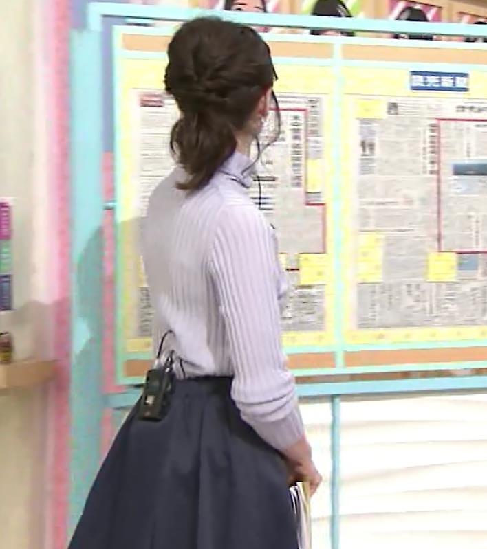 虎谷温子アナ にっとおっぱいキャプ・エロ画像5