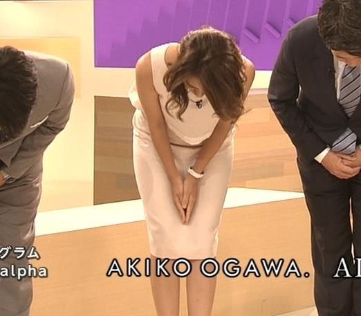 椿原慶子アナ ニュースを読むにはセクシーすぎる衣装キャプ・エロ画像12