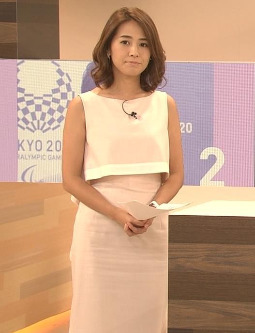 椿原慶子アナ ニュースを読むにはセクシーすぎる衣装キャプ・エロ画像4