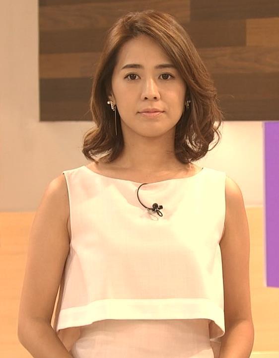 椿原慶子アナ ニュースを読むにはセクシーすぎる衣装キャプ・エロ画像5