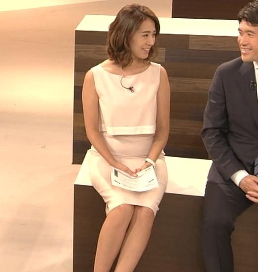 椿原慶子アナ ニュースを読むにはセクシーすぎる衣装キャプ・エロ画像8