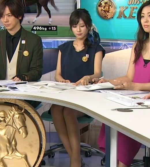 堤礼美アナ ツンと尖ってそうなおっぱいキャプ・エロ画像6