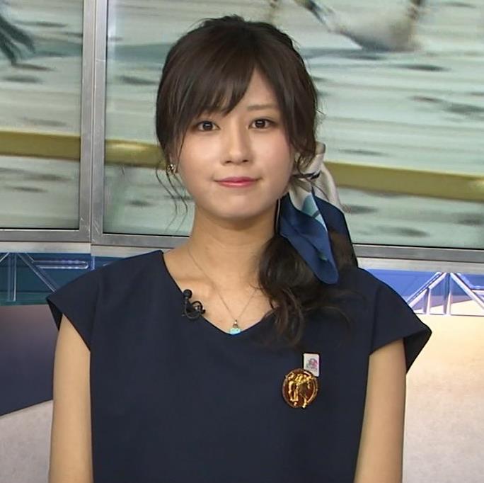 堤礼美アナ ツンと尖ってそうなおっぱいキャプ・エロ画像7