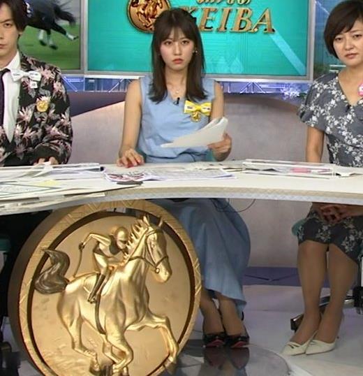 堤礼美アナ エロかわいいノースリーブワンピキャプ・エロ画像7