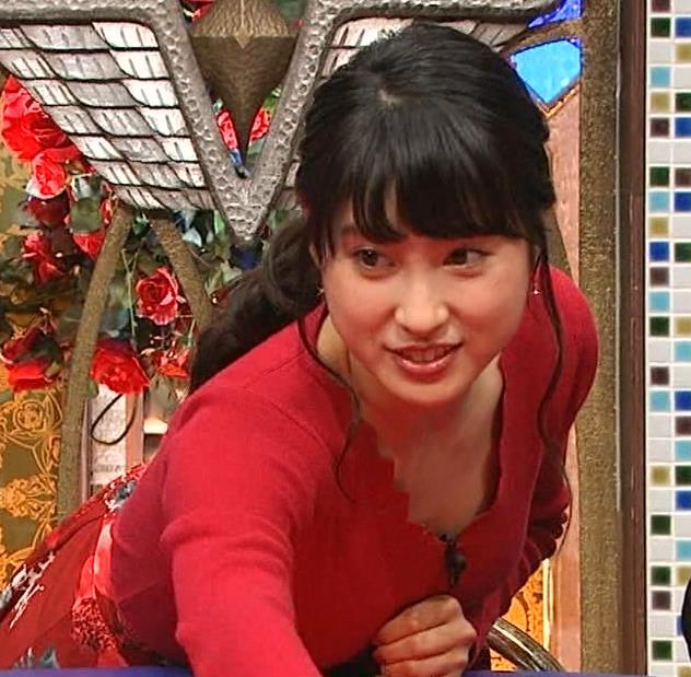 土屋太鳳 おっぱいキャラでやっていくみたいですキャプ・エロ画像3