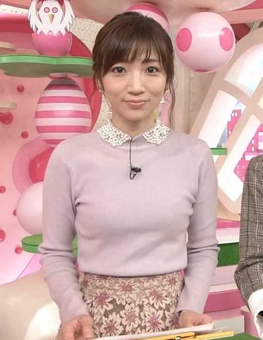 内田敦子アナ ニット乳♡キャプ・エロ画像
