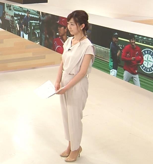 内田嶺衣奈アナ FNNプライムニュース イブニングキャプ・エロ画像