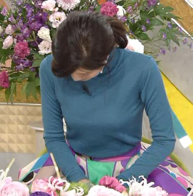 内田有紀 エロいニットおっぱいキャプ・エロ画像18