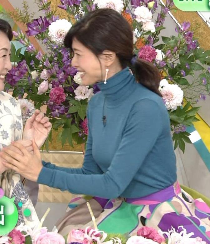 内田有紀 エロいニットおっぱいキャプ・エロ画像19