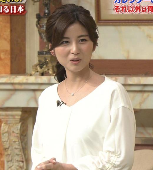 宇賀なつみ 「池上彰のニュースそうだったのか!! 2時間スペシャル」 キャプ画像(エロ・アイコラ画像)