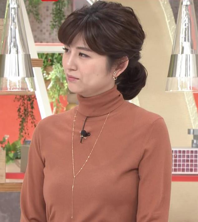 宇賀なつみアナ エロく透けたインナーキャプ・エロ画像6