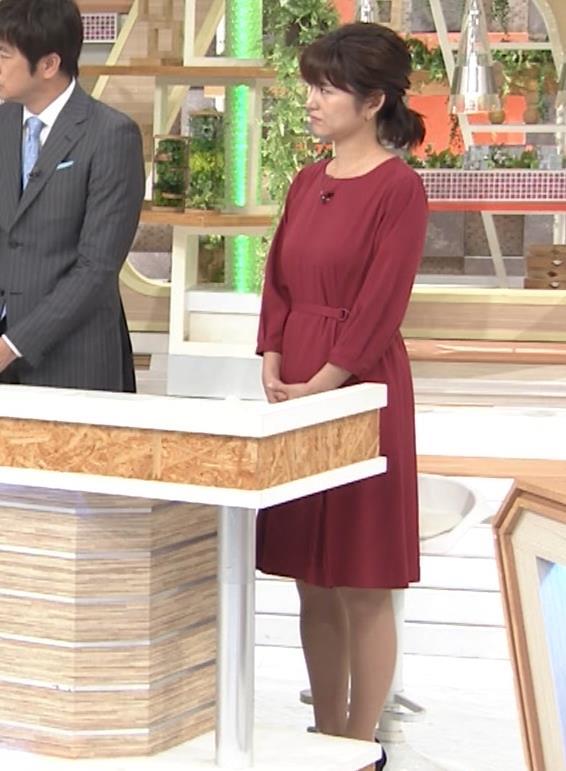 アナ ワンピース横乳キャプ・エロ画像8