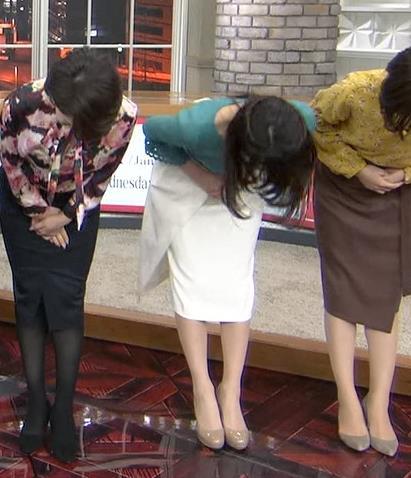 宇垣美里アナ またおっぱいがクッキリのニットキャプ・エロ画像2