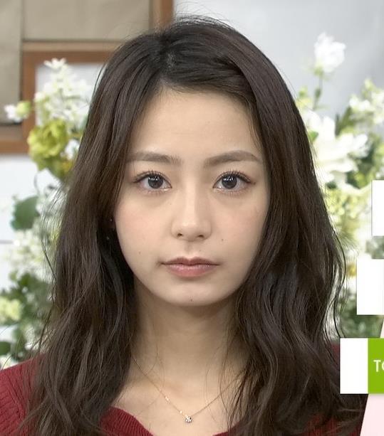 宇垣美里アナ ニットおっぱいキャプ・エロ画像3