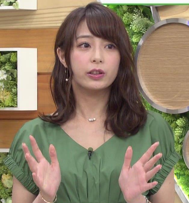 宇垣美里アナ 「ひるおび」出演がすごくかわいい!!キャプ・エロ画像4
