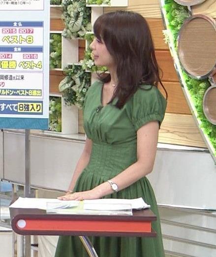 宇垣美里アナ 「ひるおび」出演がすごくかわいい!!キャプ・エロ画像5