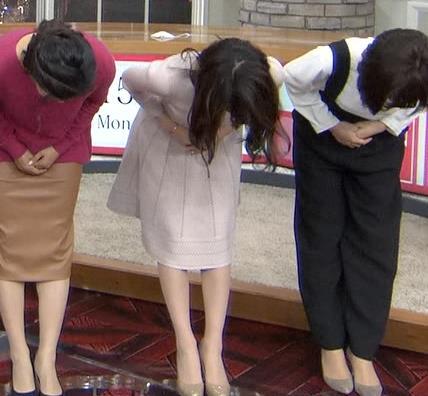 宇垣美里アナ かわいい女子アナのニット乳キャプ・エロ画像2