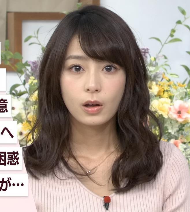 宇垣美里アナ TESTキャプ・エロ画像