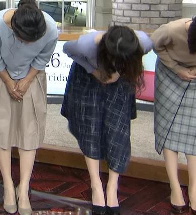 宇垣美里アナ ニット横乳♡♡キャプ・エロ画像2