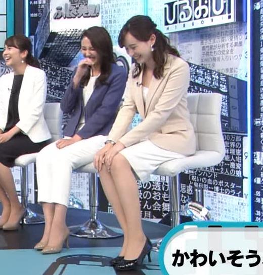 宇賀神メグ 胸元がエロい服キャプ・エロ画像2