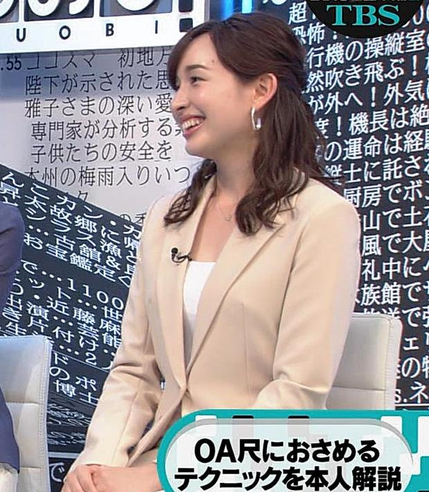 宇賀神メグ 胸元がエロい服キャプ・エロ画像6
