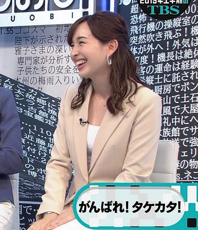 宇賀神メグ 胸元がエロい服キャプ・エロ画像8