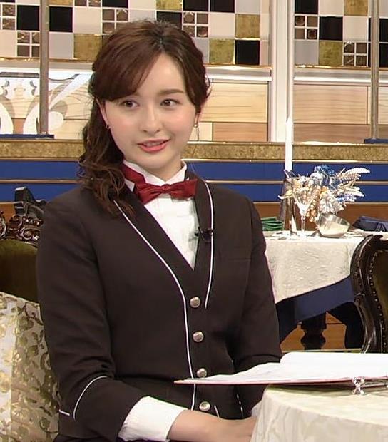宇賀神メグ エロい太ももを観る番組キャプ・エロ画像7