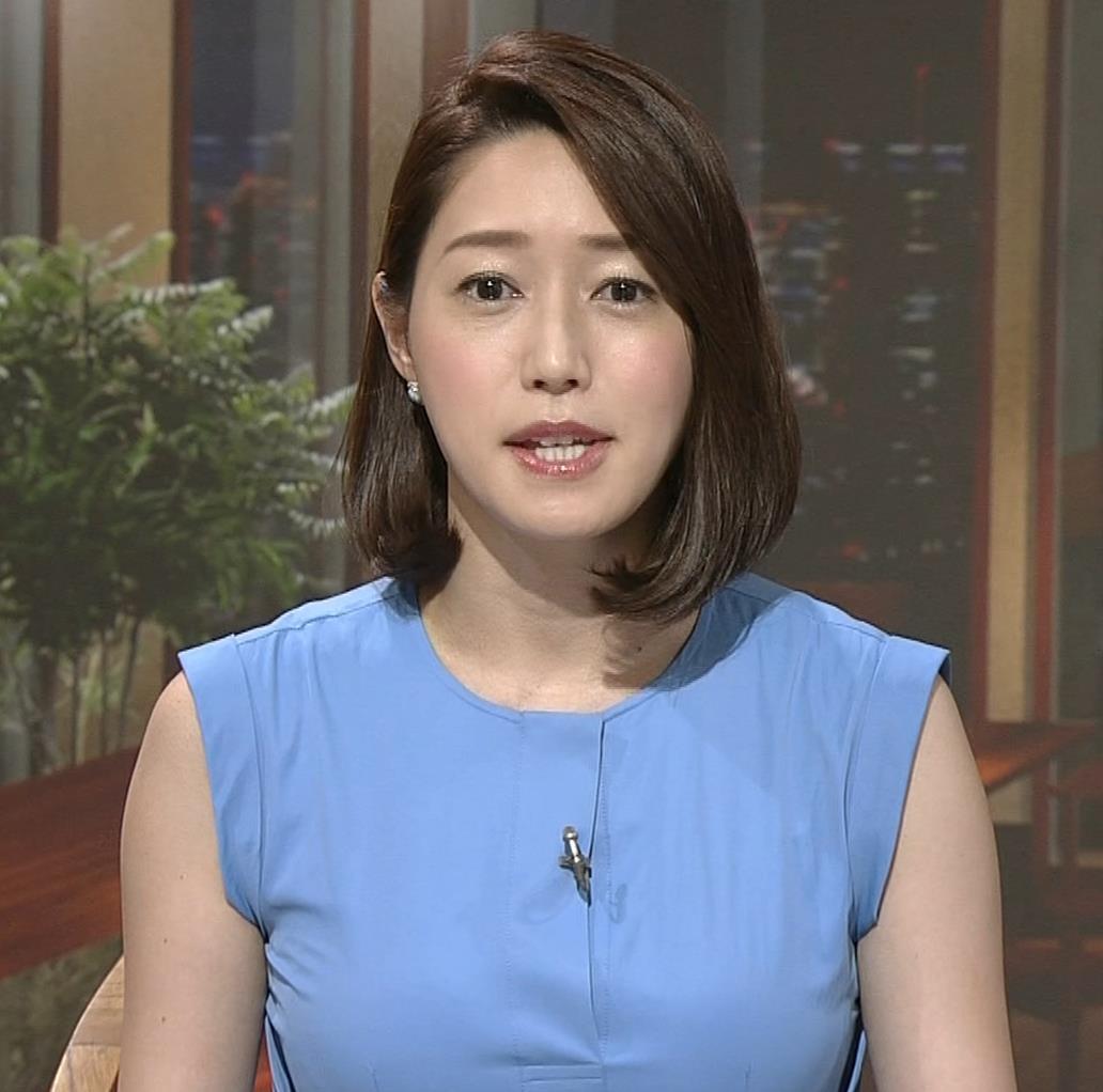 牛田茉友アナ 深夜のおっぱいがエロいニュース番組。これなら受信料を払っても…キャプ・エロ画像2