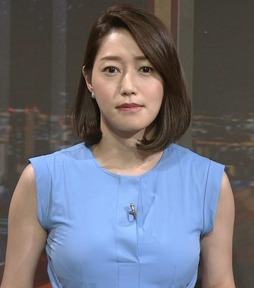 牛田茉友アナ 深夜のおっぱいがエロいニュース番組。これなら受信料を払っても…キャプ・エロ画像3
