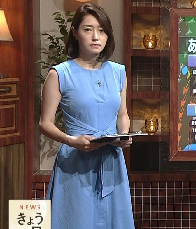 牛田茉友アナ 深夜のおっぱいがエロいニュース番組。これなら受信料を払っても…キャプ・エロ画像7