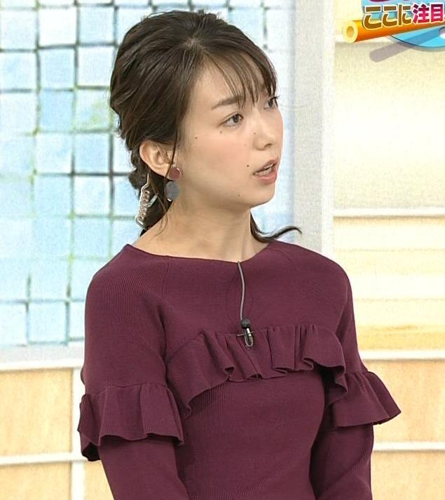 和久田麻由子アナ おはよう日本キャプ・エロ画像2