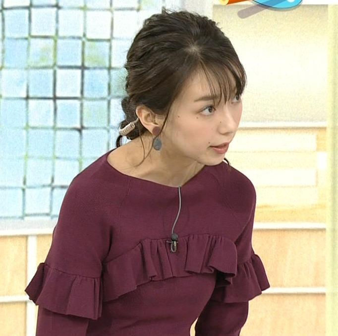 和久田麻由子アナ おはよう日本キャプ・エロ画像3