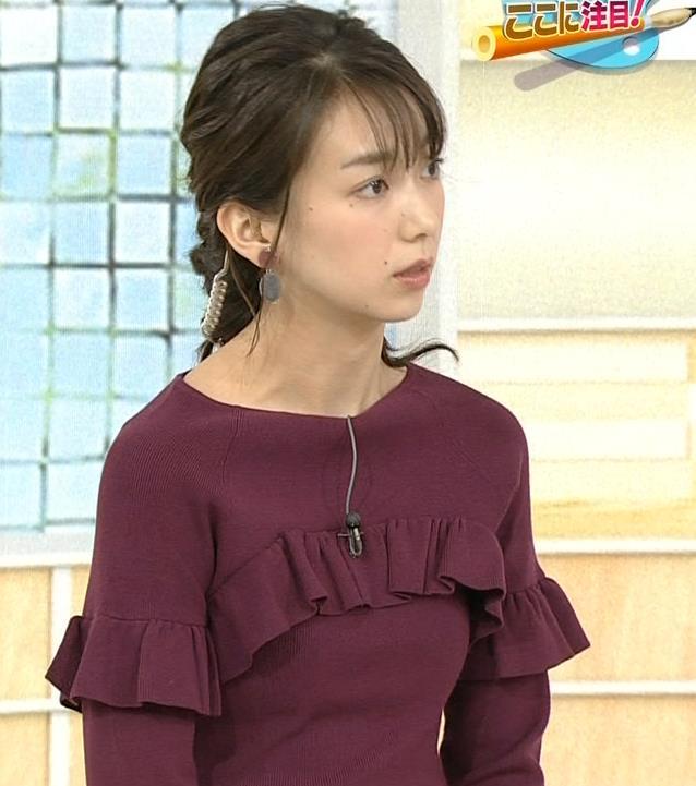和久田麻由子アナ おはよう日本キャプ・エロ画像4
