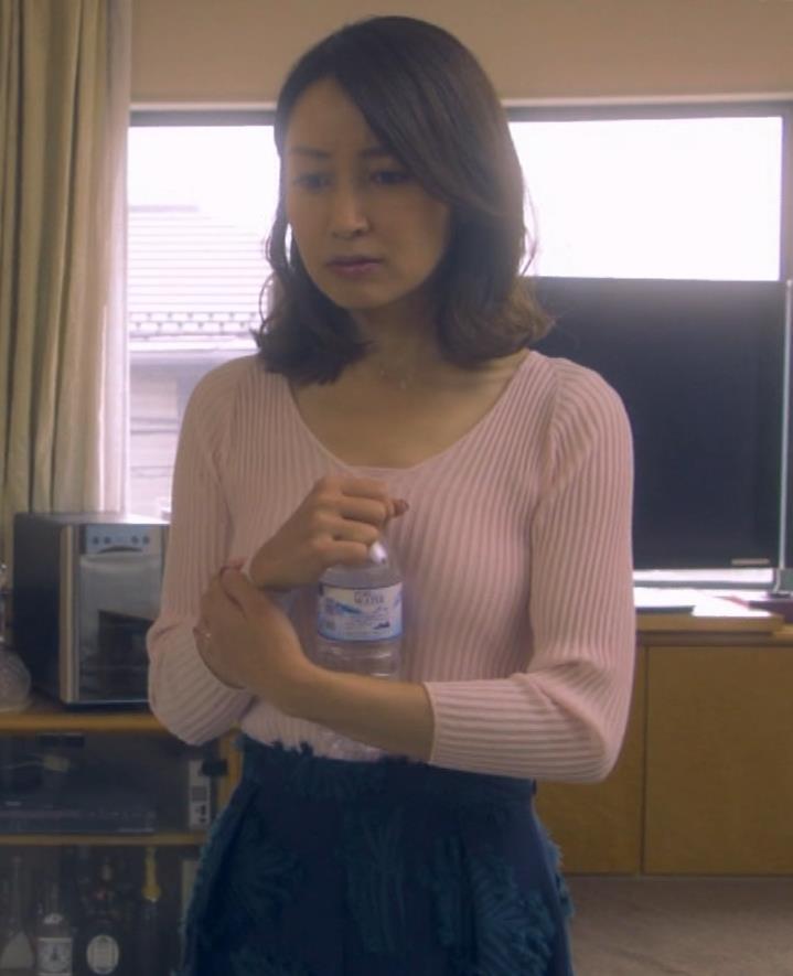 矢田亜希子 ニット乳がまだまだエロいキャプ・エロ画像10